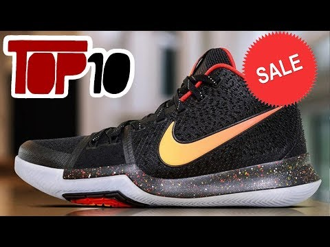 Top 10 Basketball Shoes On Sale For Under $100 In 2018