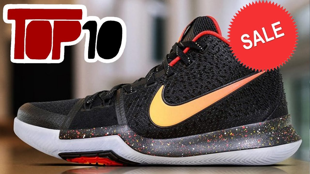 4d889a00fb6 Top 10 Basketball Shoes On Sale For Under  100 In 2018 - YouTube