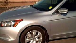 2008 Honda Accord Sedan Silver 5146A