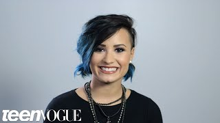 Demi Lovato's Final Thoughts Before She Steps on Stage | Headliners