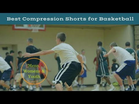 Best Compression Shorts for Basketball (2020 Buyers Guide)