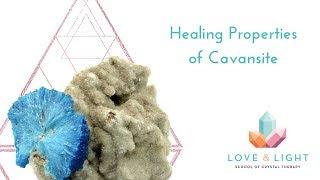 Healing Properties of Cavansite