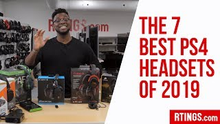 The 7 Best Ps4 Headsets Of 2019 - Rtings.com