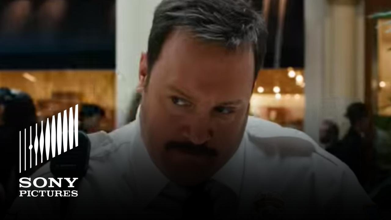 Paul Blart Mall Cop