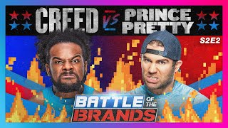 Battle of the Brands S2E2: CREED vs. BREEZE – WINNER TAKES FIRST PICK!