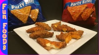 Doritos Loaded - How to make Homemade Doritos Loaded Cheese Sticks
