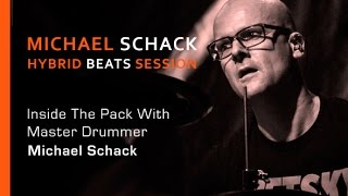 Michael Schack - Hybrid Beats Session - What's Inside The Sample Pack
