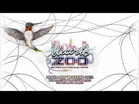 David Guetta Live at Electric Zoo 2012 New York City Liveset Recap Aftermovie Post Event