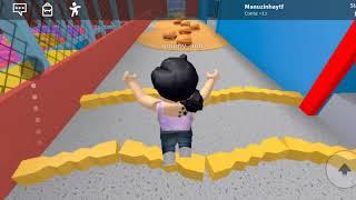 Roblox- escape do mercado(the escape do mercado)