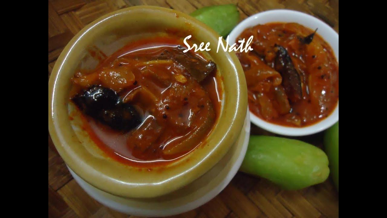 Bilimbi or Irumbampuli Pickle