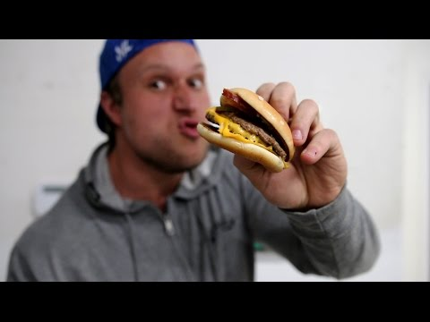 What Really Goes On Behind The Counter Of MacDenalrds / Citizen Burger from YouTube · Duration:  6 minutes 57 seconds