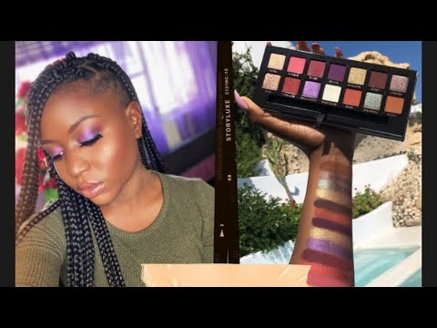 ABH x Jackie Aina Palette Tutorial and Review thumbnail