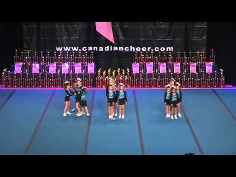 Cheer for the Cure 2013 - SM1 - Cheer Sport Lemon Sharks