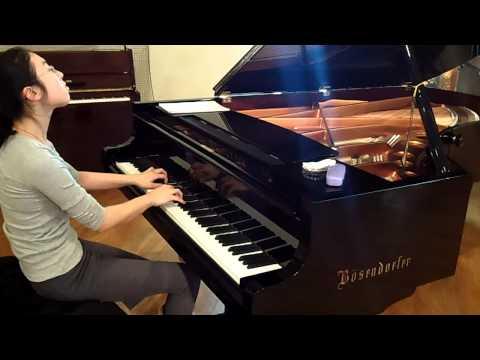 14 year old Xin Man at Cunningham Piano