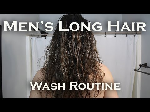 Long Hair on Guys - Month 15 from YouTube · Duration:  4 minutes 37 seconds