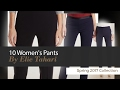 10 Women's Pants By Elie Tahari Spring 2017 Collection