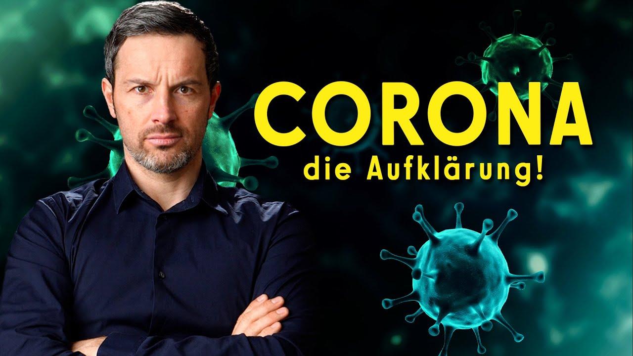 CORONA – die Wahrheit kommt ans Licht (Interview Dr. Roland Wiesendanger)  und MILLIONÄR WARNT: Crash noch im Oktober