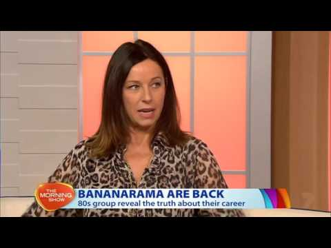 Bananarama: The Morning Show Interview Part 2 - February 4th 2016