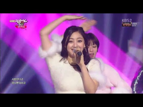 TWICE's Jihyo Singing (underrated moments)