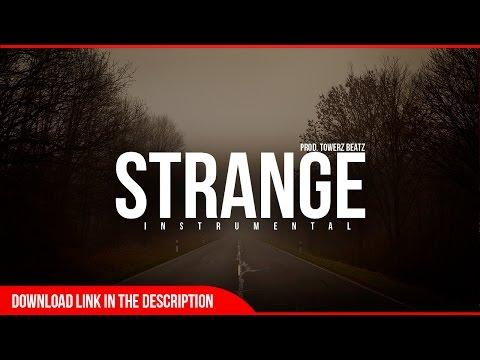 """Strange"" - Piano Bell | Hip Hop Beat Instrumental | Rock Hard Guitar | 2015"