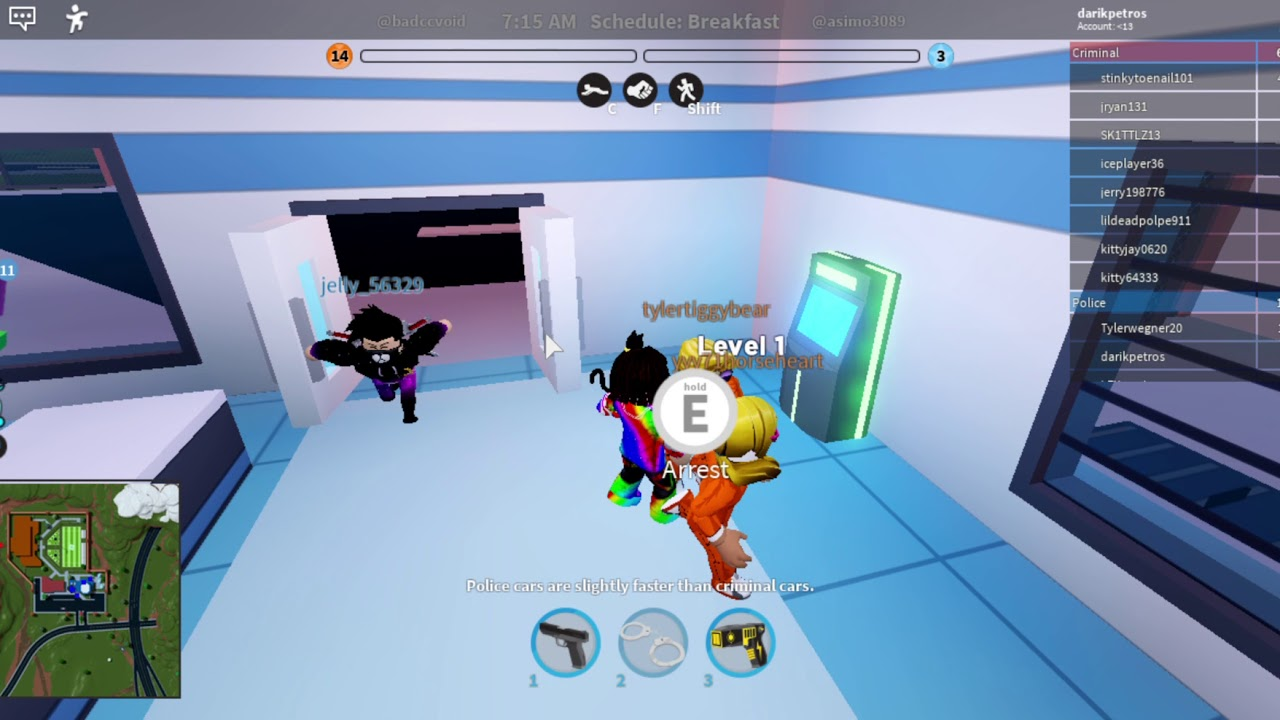 How To Glitch Through Any Wall In Jailbreak Includes 2 Codes