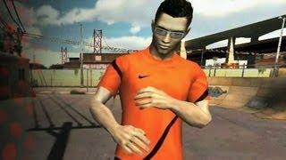 Cristiano Ronaldo Freestyle Game Trailer