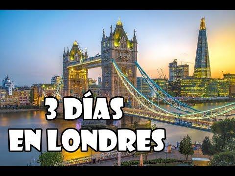 3 días en Londres | 4K | El Grillo Amarillo