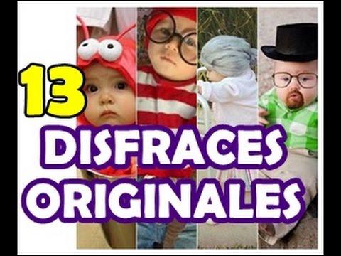 Disfraces para bebes caseros ideas originales carnaval for Fotos originales de bebes para hacer en casa