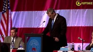 U.S. Senate Candidate Phillip Parrish Speaks To MN GOP Convention