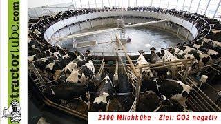 2300 Milchkühe - Ziel: CO2 negativ - der größte Milchviehbetrieb in NL - deutsche Version