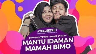 Tipe Calon Mantu Mama Bimo Picky Picks #TellSecret
