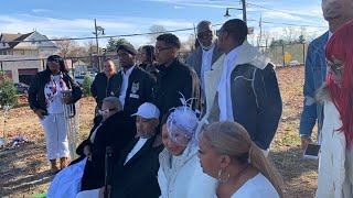 The Interment Ceremony | Last Words To Tyree