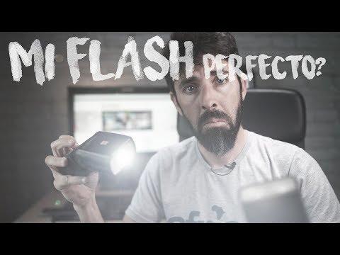 Este es mi flash ¿perfecto? (y barato)