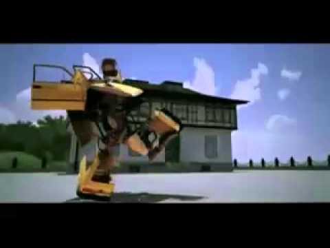 Yugo transformers.flv