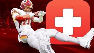 MADDEN 18 CAREER MODE - HORRIFIC INJURY EP.7