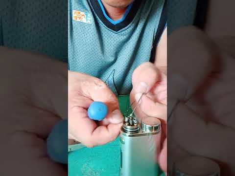 eleaf istick pico kr454 rda changing cotton