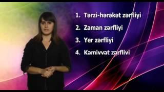 Video dərslər-İkinci dərəcəli üzvlər -Xeyale Quliyeva