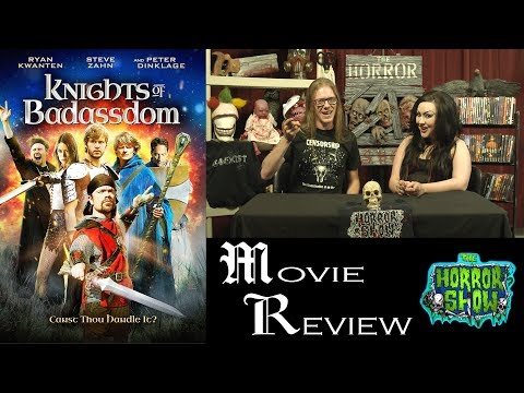 """Knights of Badassdom"" 2013 Horror Fantasy Movie Review – The Horror Show"