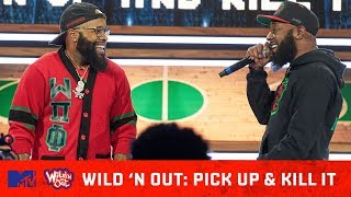 Chico Bean Goes Hood On Karlous Miller ft. Goodie Mob🔥 | Wild 'N Out | #PickUpAndKillIt