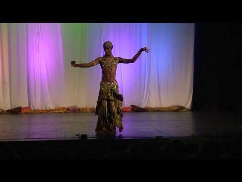 Belly Dance Drum solo, Rachid Alexander