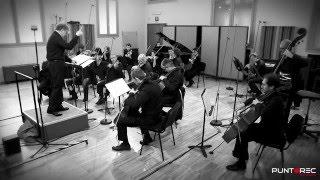 """NINO ROTA - Ballabili per il film """"Il Gattopardo"""" scoring session @ Punto Rec Studios"""