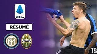 VIDEO: Résumé : Victoire renversante de l'Inter Milan, avec un but fou de Barella