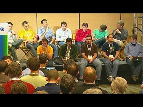 Google I/O 2010 - Fireside chat with the App Engine team