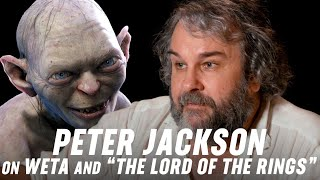 """Weta Digital Meets Tolkien: The Making of """"The Lord of the Rings"""""""