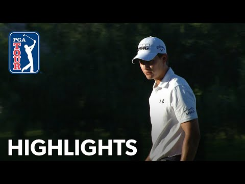 Maverick McNealy's Highlights | Round 1 | Shriners 2019