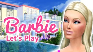 Let's play The Sims 4 Barbie | Jealous Sibling | S02E23(In this part Ruby realises she isn't the center of attention anymore. Can she learn to share? Barbie also has some big news. Check out my INSTAGRAM ..., 2016-06-10T17:00:02.000Z)