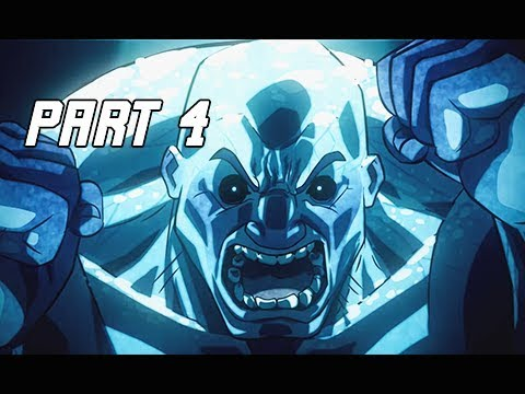 AGENTS OF MAYHEM Walkthrough Part 4 - AGENT YETI (Let's Play Gameplay Commentary)
