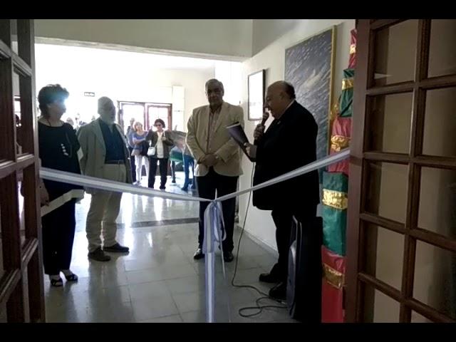 Inauguración Feria del Libro en La Cumbre