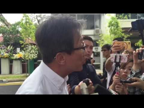 Lim Swee Say on S R Nathan in the labour movement (2)