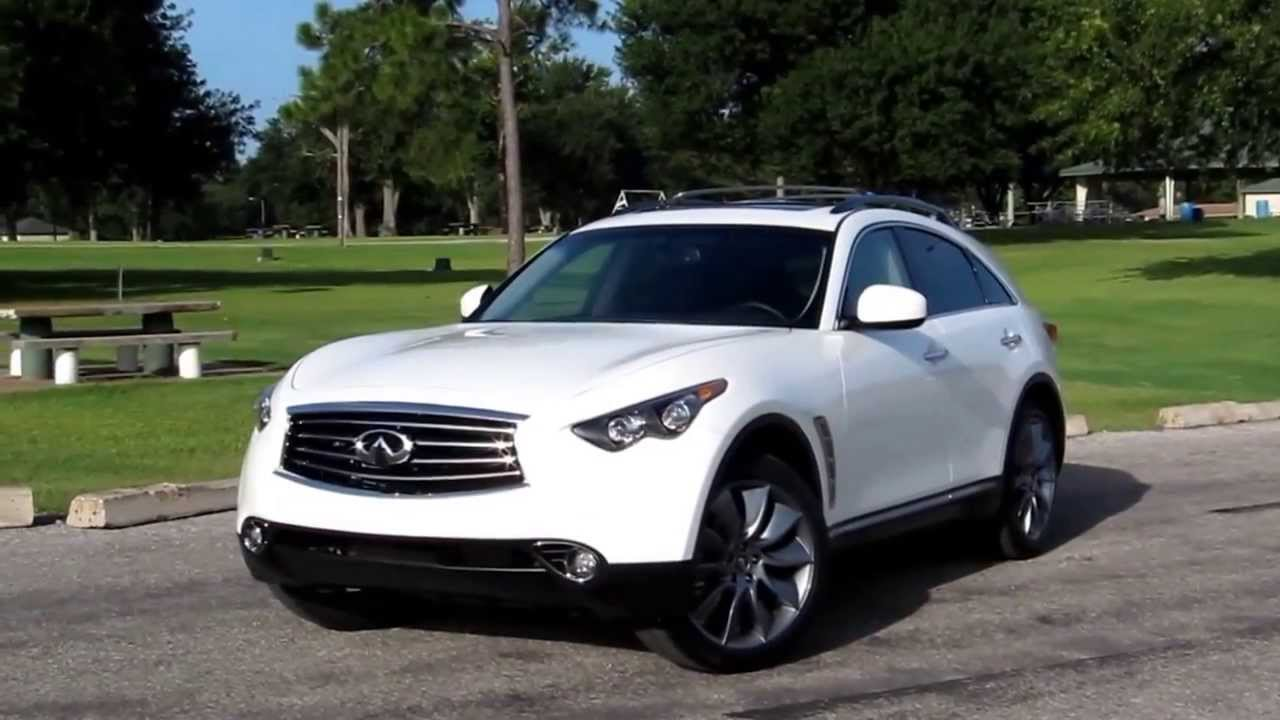 2013 infiniti fx37 reviewed on thetxannchannel